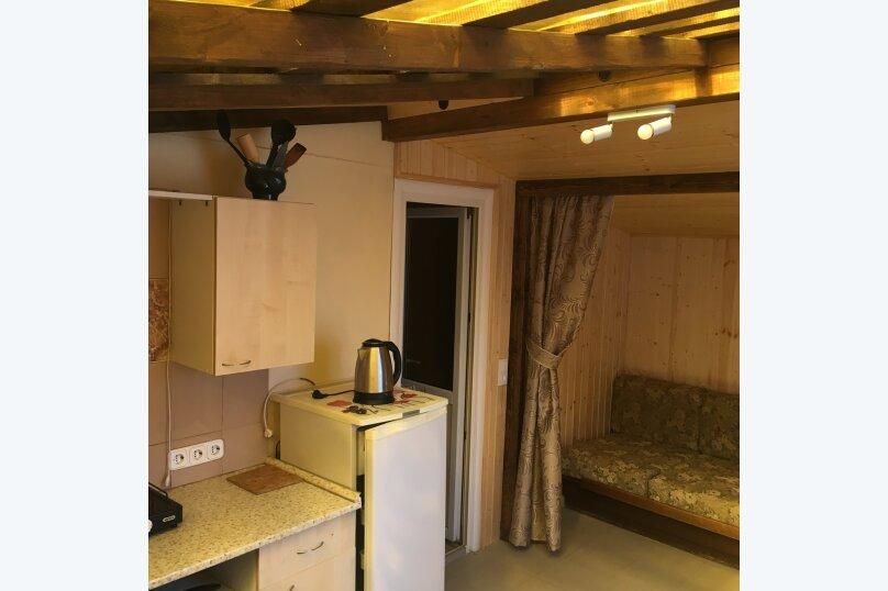 Двухкомнатный уютный гостевой домик в х. Шиловка, Ейского р-на. , 30 кв.м. на 4 человека, 1 спальня, Хутор Шиловка, Морской переулок, 1, Ейск - Фотография 7