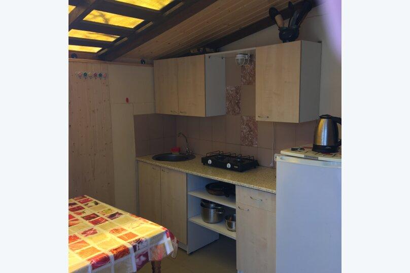 Двухкомнатный уютный гостевой домик в х. Шиловка, Ейского р-на. , 30 кв.м. на 4 человека, 1 спальня, Хутор Шиловка, Морской переулок, 1, Ейск - Фотография 8