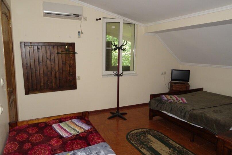 Гостевой дом апсны, Адлейба, 67 на 17 комнат - Фотография 1