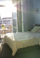 Стандарт с балконом:  Номер, Стандарт, 3-местный (2 основных + 1 доп), 1-комнатный, Отель , улица Ленина, 125Л-М на 49 номеров - Фотография 2