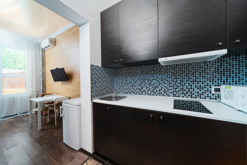 1-комн. квартира, 24 кв.м. на 3 человека, Платановая улица, 15, Хоста - Фотография 4