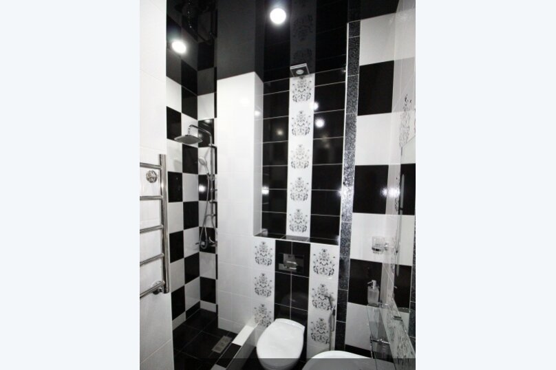 1-комн. квартира, 24 кв.м. на 3 человека, Платановая улица, 15, Хоста - Фотография 5