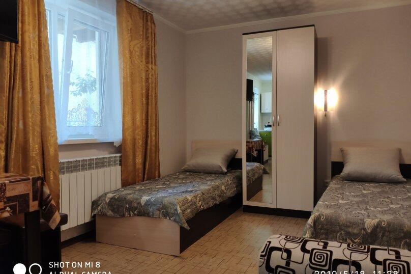 1-комн. квартира, 20 кв.м. на 3 человека, улица Тучина, 18, Евпатория - Фотография 12