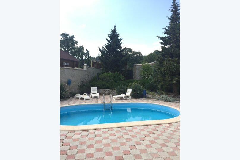 Дом с бассейном, 400 кв.м. на 18 человек, 9 спален, Лазурная улица, 55, Отрадное, Ялта - Фотография 22