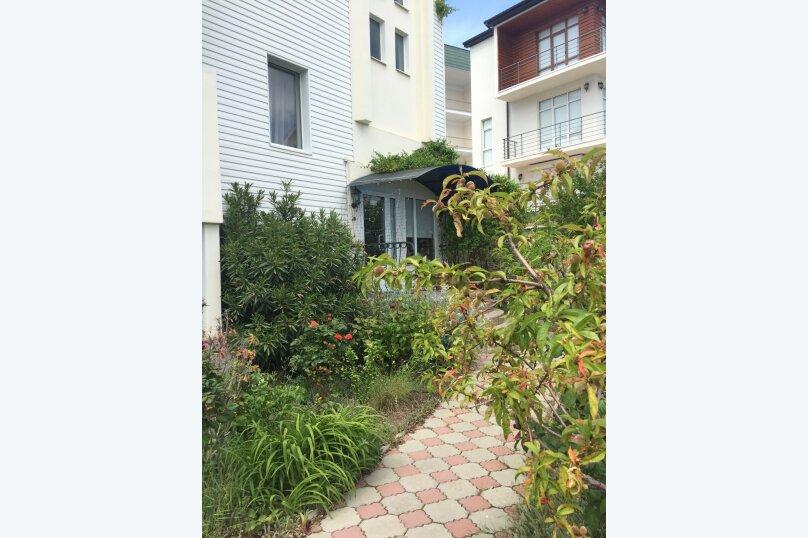 Дом с бассейном, 400 кв.м. на 18 человек, 9 спален, Лазурная улица, 55, Отрадное, Ялта - Фотография 23