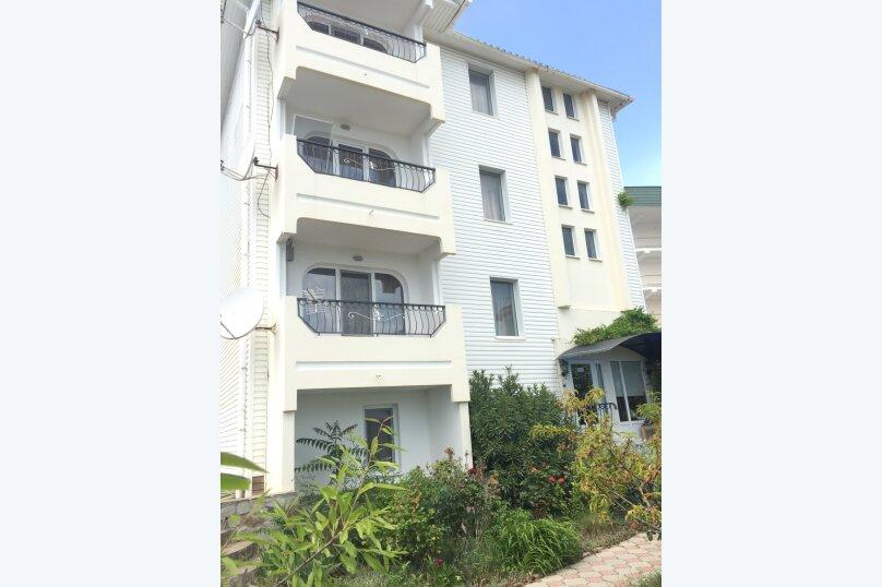 Дом с бассейном, 400 кв.м. на 18 человек, 9 спален, Лазурная улица, 55, Отрадное, Ялта - Фотография 24
