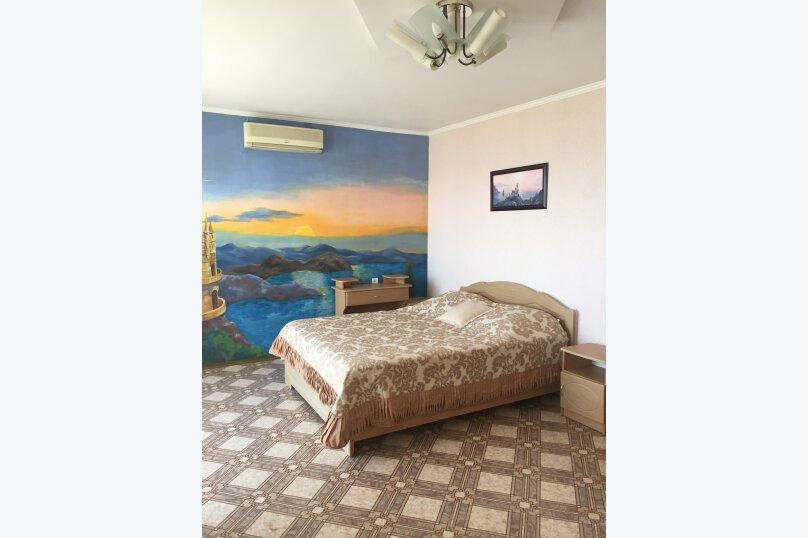 Дом с бассейном, 400 кв.м. на 18 человек, 9 спален, Лазурная улица, 55, Отрадное, Ялта - Фотография 32