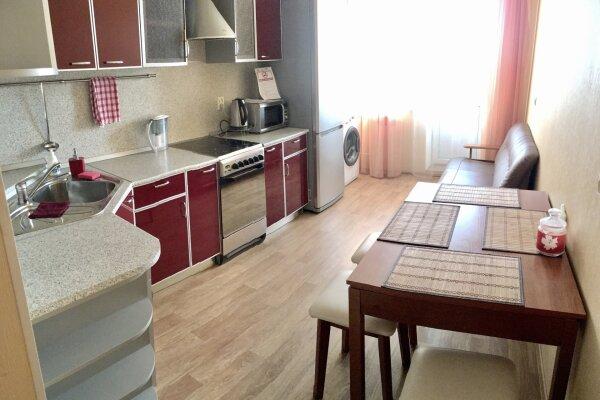 1-комн. квартира, 43 кв.м. на 5 человек, Горького, 154, Благовещенск - Фотография 1