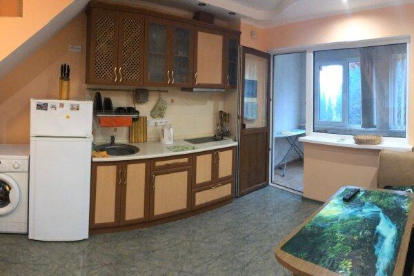 Коттедж для отдыха в Гурзуфе, 60 кв.м. на 4 человека, 1 спальня