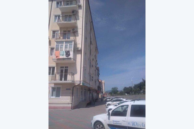 1-комн. квартира, 38 кв.м. на 4 человека, ПРАСКОВЕЕВСКАЯ, 11, Геленджик - Фотография 16