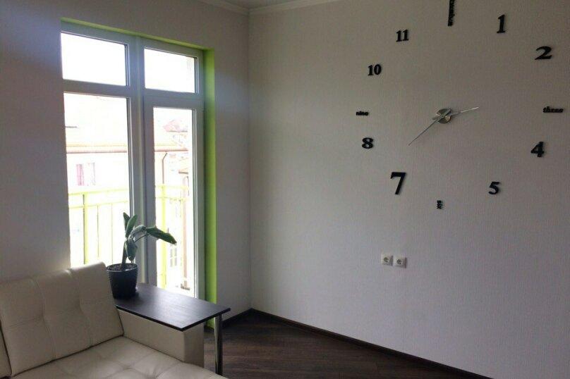 1-комн. квартира, 38 кв.м. на 4 человека, ПРАСКОВЕЕВСКАЯ, 11, Геленджик - Фотография 19