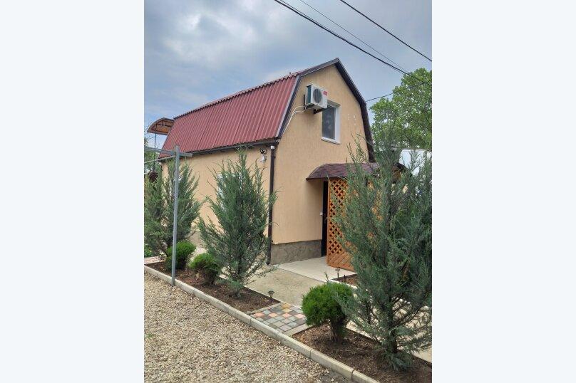 Дачный домик, 54 кв.м. на 5 человек, 2 спальни, Сосновая, 9, Саки - Фотография 13