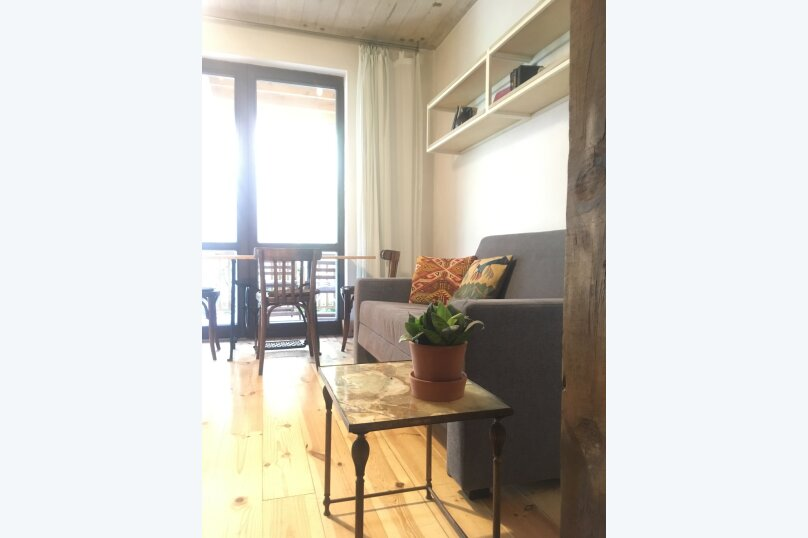 Дом в Мисхоре, две 1-ком. студии, улица Водовозовых, 18 на 2 комнаты - Фотография 38