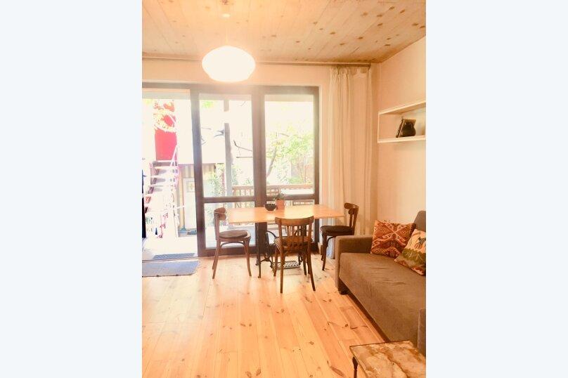 Дом в Мисхоре, две 1-ком. студии, улица Водовозовых, 18 на 2 комнаты - Фотография 39