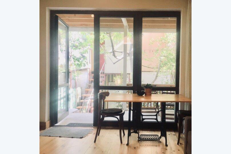 Дом в Мисхоре, две 1-ком. студии, улица Водовозовых, 18 на 2 комнаты - Фотография 40