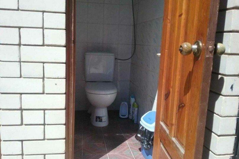 Дом, 15 кв.м. на 2 человека, 1 спальня, улица Гагарина, 16, Судак - Фотография 3