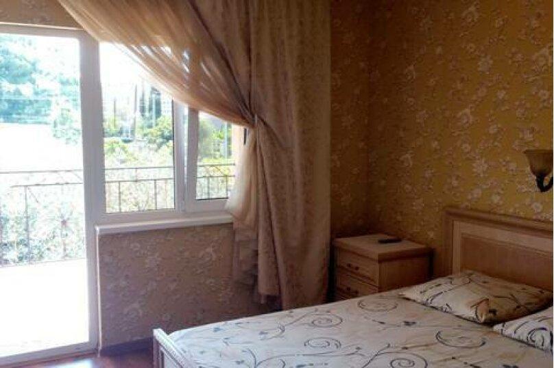Трехместный с удобствами в номере, улица Лакоба, 27, Гагра - Фотография 2
