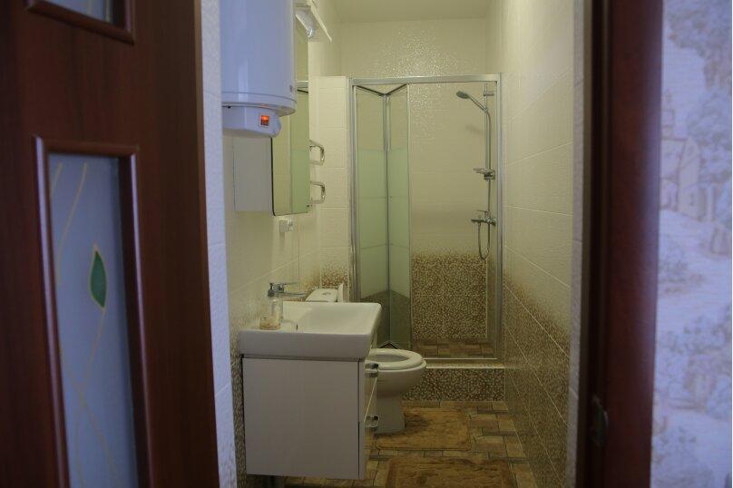 Домик для отпуска, 53 кв.м. на 6 человек, 2 спальни, Прибрежная улица 19 км Судакского шоссе, 24е, Сатера - Фотография 5
