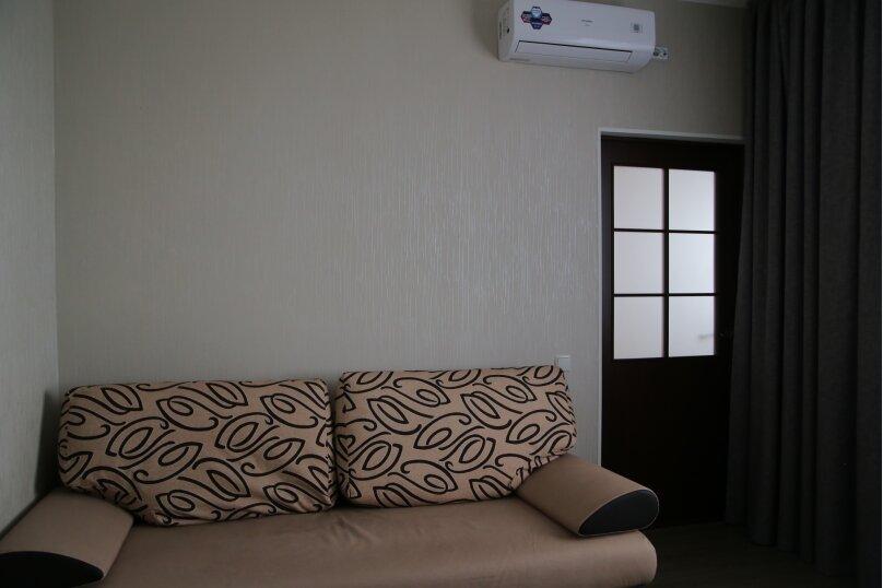 Домик для отпуска, 53 кв.м. на 6 человек, 2 спальни, Прибрежная улица 19 км Судакского шоссе, 24е, Сатера - Фотография 8