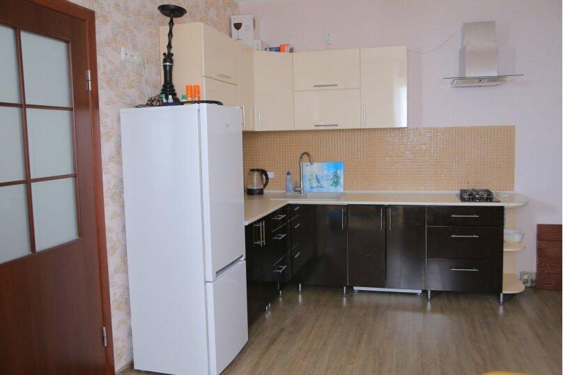 Домик для отпуска, 53 кв.м. на 6 человек, 2 спальни, Прибрежная улица 19 км Судакского шоссе, 24е, Сатера - Фотография 10