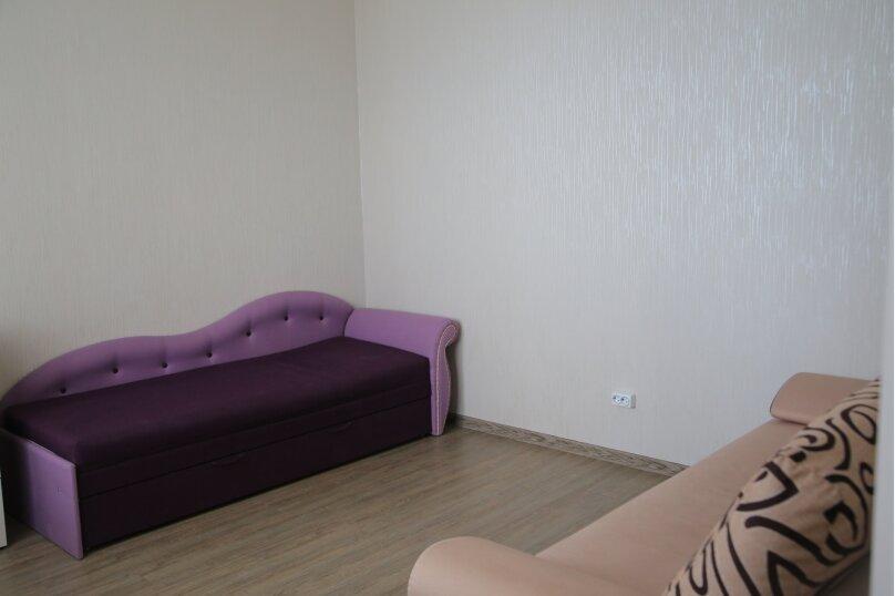 Домик для отпуска, 53 кв.м. на 6 человек, 2 спальни, Прибрежная улица 19 км Судакского шоссе, 24е, Сатера - Фотография 14