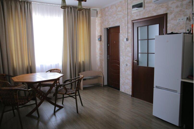 Домик для отпуска, 53 кв.м. на 6 человек, 2 спальни, Прибрежная улица 19 км Судакского шоссе, 24е, Сатера - Фотография 16