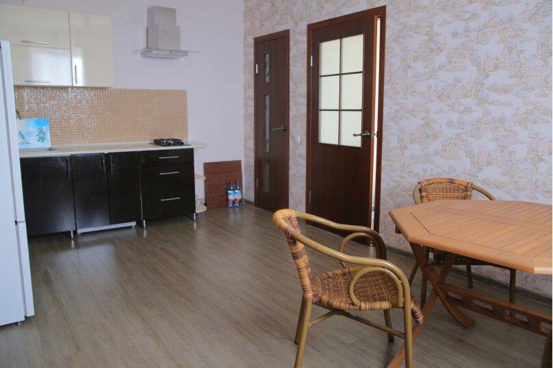 Домик для отпуска, 53 кв.м. на 6 человек, 2 спальни, Прибрежная улица 19 км Судакского шоссе, 24е, Сатера - Фотография 18