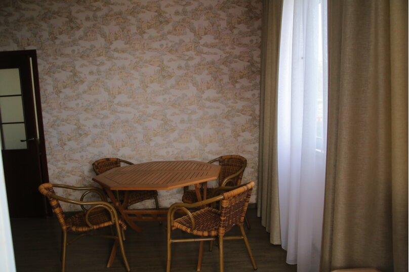 Домик для отпуска, 53 кв.м. на 6 человек, 2 спальни, Прибрежная улица 19 км Судакского шоссе, 24е, Сатера - Фотография 20