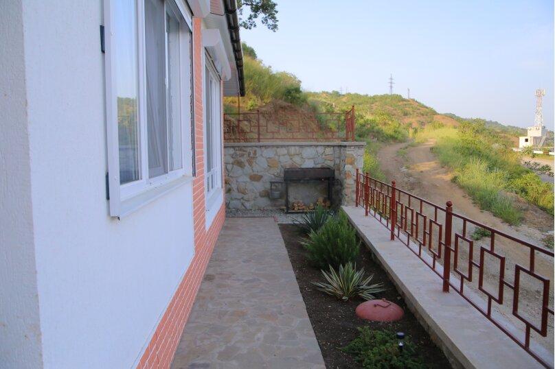 Домик для отпуска, 53 кв.м. на 6 человек, 2 спальни, Прибрежная улица 19 км Судакского шоссе, 24е, Сатера - Фотография 21