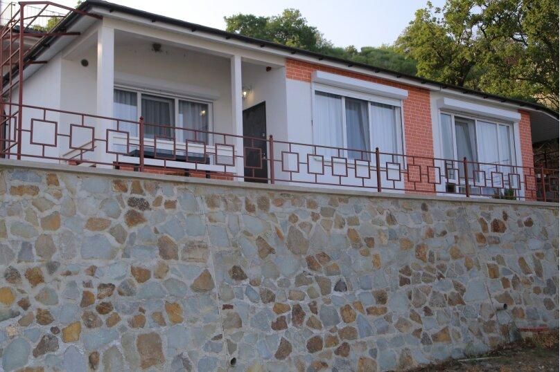 Домик для отпуска, 53 кв.м. на 6 человек, 2 спальни, Прибрежная улица 19 км Судакского шоссе, 24е, Сатера - Фотография 26