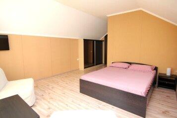 3-комн. квартира, 120 кв.м. на 10 человек, Ульяновская улица, 41, Геленджик - Фотография 3