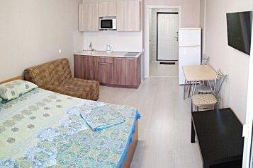 1-комн. квартира, 28 кв.м. на 4 человека, Владимирская улица, 154к3, Анапа - Фотография 1