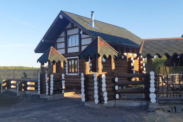 Гостевой дом на берегу оз. Онего, 90 кв.м. на 8 человек, 2 спальни
