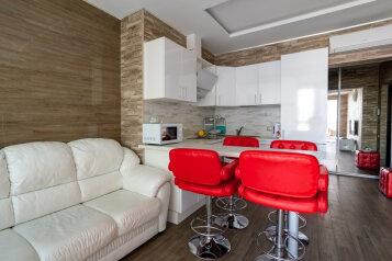 1-комн. квартира, 30 кв.м. на 4 человека, улица Войкова, Сочи - Фотография 3
