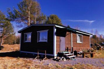 Домик на берегу Онежского озера 1, 56 кв.м. на 6 человек, 2 спальни, Деревня горка, 1, Кондопога - Фотография 1