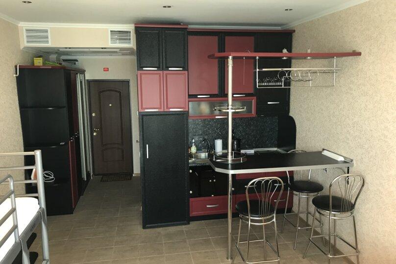 1-комн. квартира, 25 кв.м. на 4 человека, Алупкинское шоссе, 12ж, Курпаты, Ялта - Фотография 4