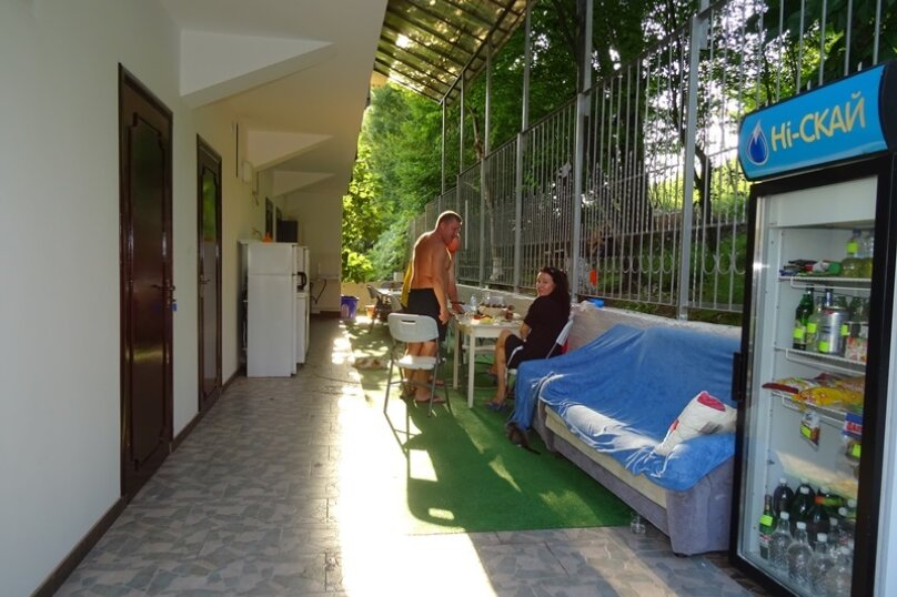"Мини-гостиница ""G-Randevu"", Сухумское шоссе, 33к33 на 2 комнаты - Фотография 11"
