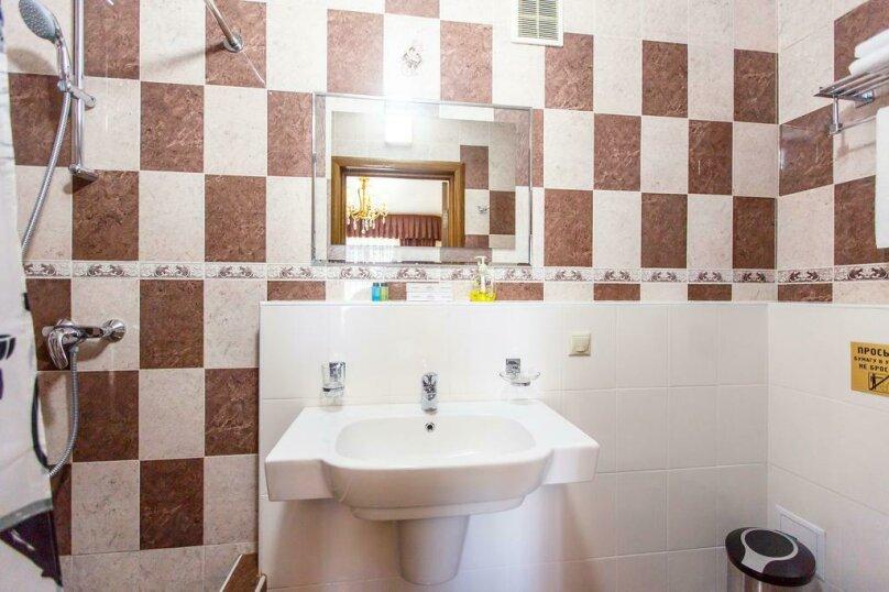 Трехместный номер с собственной ванной комнатой и балконом, Черноморская улица, 1, Дивноморское - Фотография 3