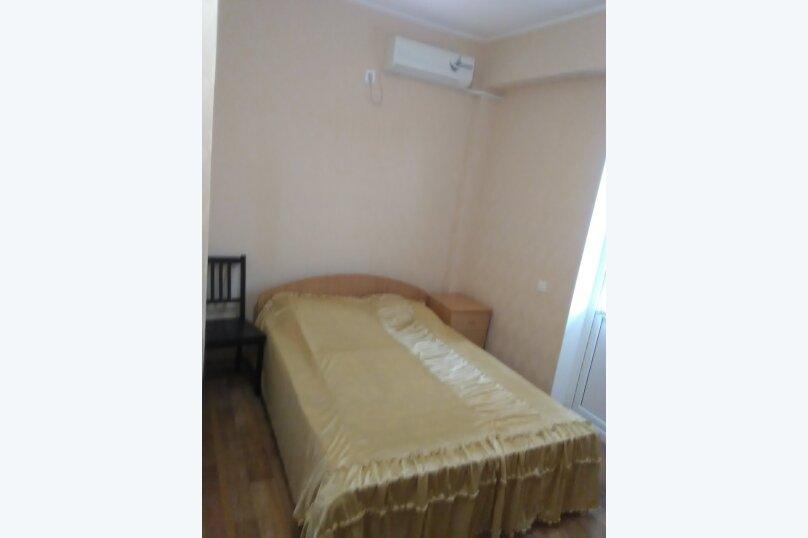 Двухместный номер с 1 двуспальной кроватью и дополнительным местом, Новороссийская улица, 18А, Кабардинка - Фотография 1