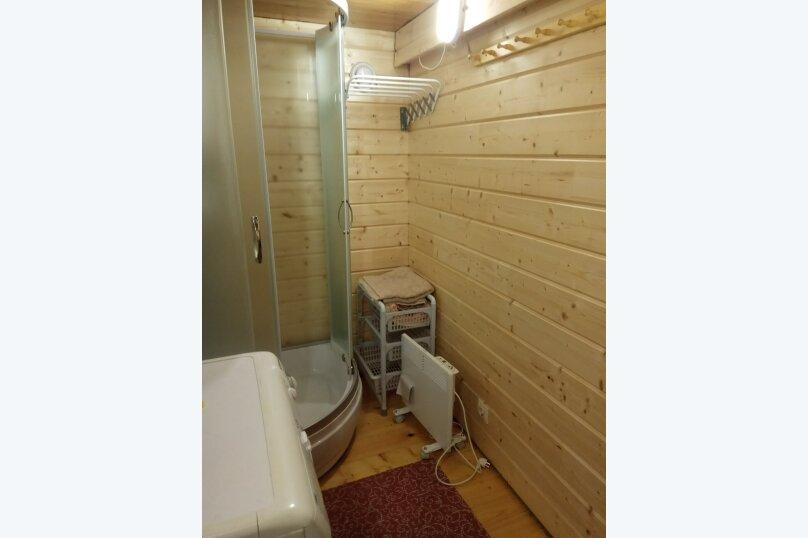 Дом с дровяной баней на 6 человек, 2 спальни, Светлая, 1, Мышкин - Фотография 12