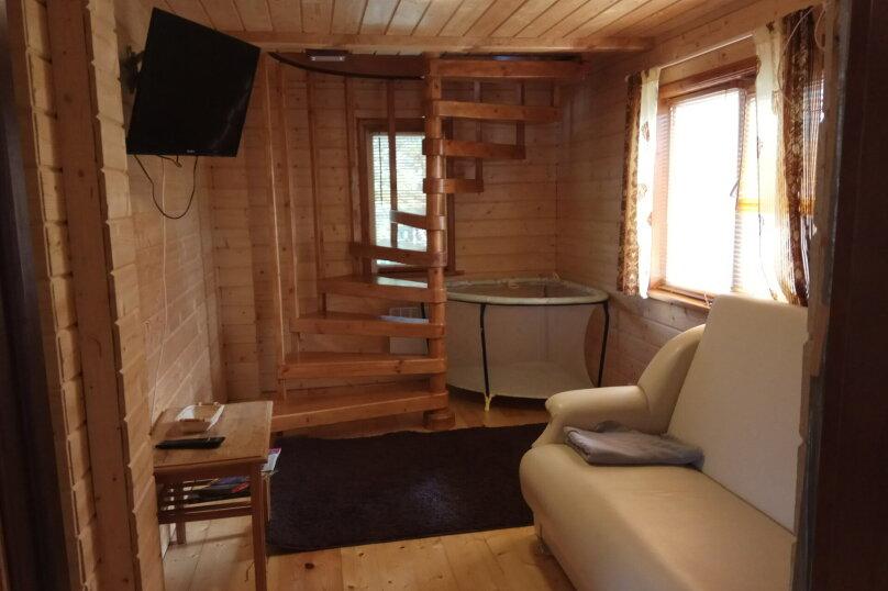 Дом с дровяной баней на 6 человек, 2 спальни, Светлая, 1, Мышкин - Фотография 13