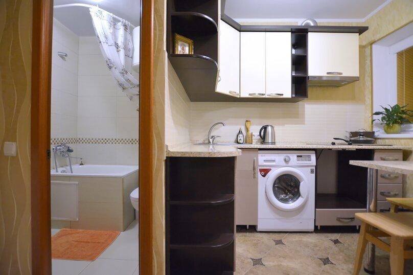 1-комн. квартира, 32 кв.м. на 4 человека, улица Космонавтов, 18, Форос - Фотография 7
