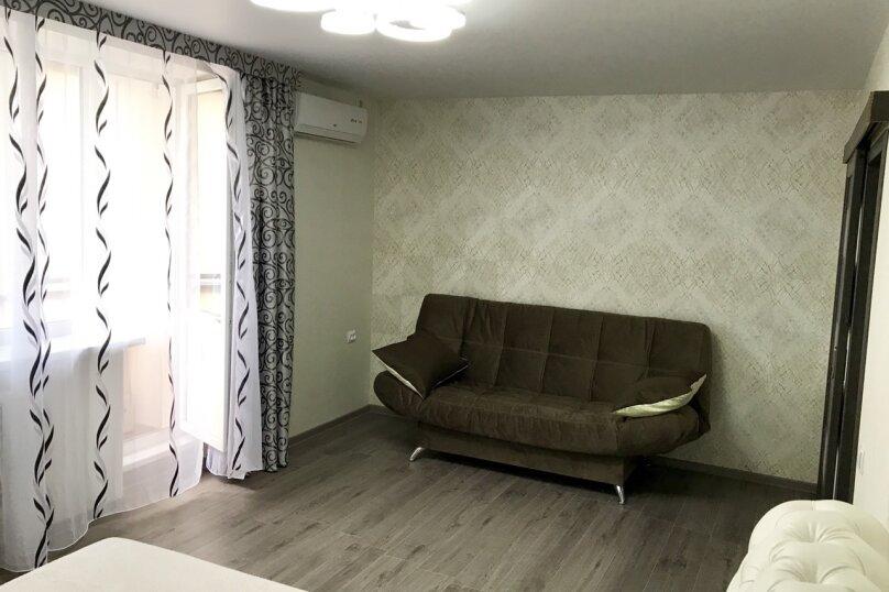 1-комн. квартира, 45 кв.м. на 4 человека, Строительная улица, 1, Феодосия - Фотография 2