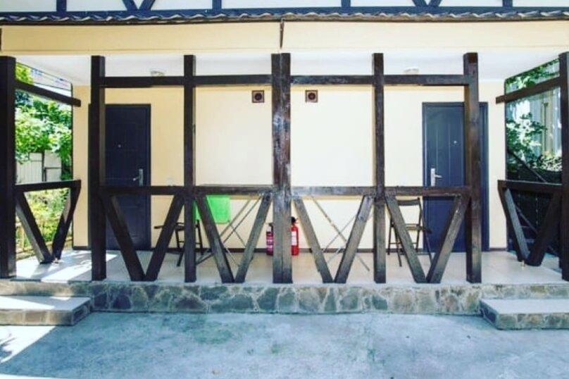 """Гостиница дом """"На Фадеева 16"""", улица Фадеева, 16 на 8 комнат - Фотография 7"""