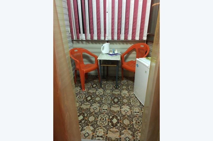 Стандарт 2х местный с балконом, улица Калараша, 4, Лазаревское - Фотография 3