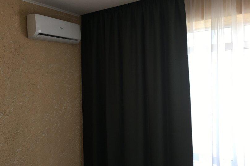 2 комнатный номер стандарт: 5 местный  (3 основных+ 2 доп), без балкона, с отдельным входом, улица Рыбалко, 117, Поповка - Фотография 1