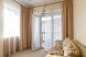 Двухкомнатный люкс с балконом, улица Калича, 13, Севастополь с балконом - Фотография 1