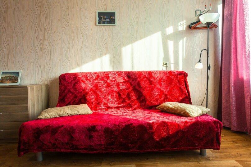 1-комн. квартира, 31 кв.м. на 4 человека, Белы Куна, 13к4, Санкт-Петербург - Фотография 5