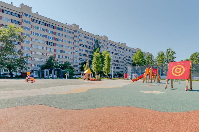 1-комн. квартира, 31 кв.м. на 4 человека, Белы Куна, 13к4, Санкт-Петербург - Фотография 19
