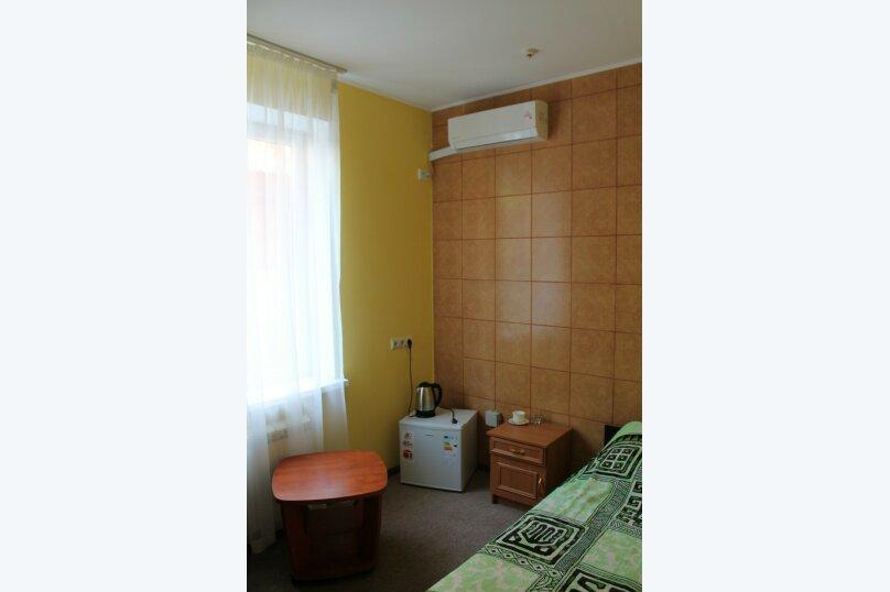1-местный 1-комнатный (без балкона), улица Ленина, 125С, Коктебель - Фотография 1